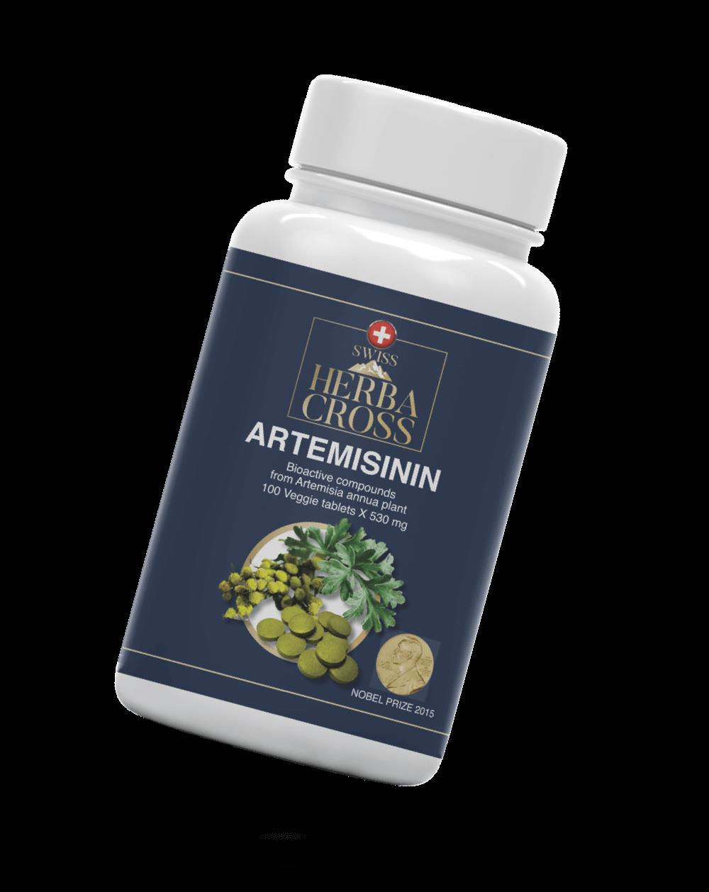 Herbacross - Artemisinin - хранителна добавка