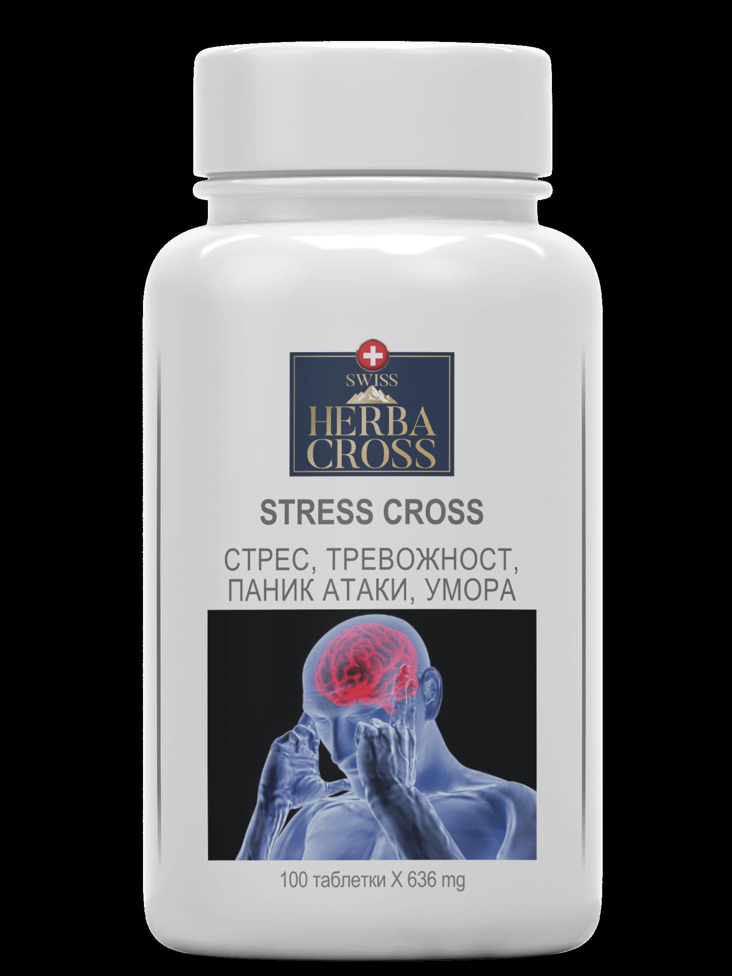 Stress Cross